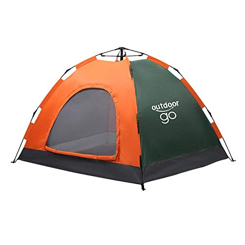 2-Person automatisch opzetten camping tent strand zonnescherm regendichte ruime ruimte gemakkelijk te huisvesten voor strand vissen wandelen