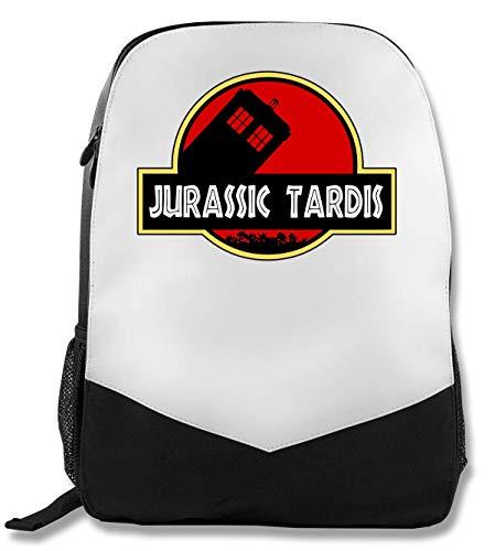 Jurassic Tardis Rucksack