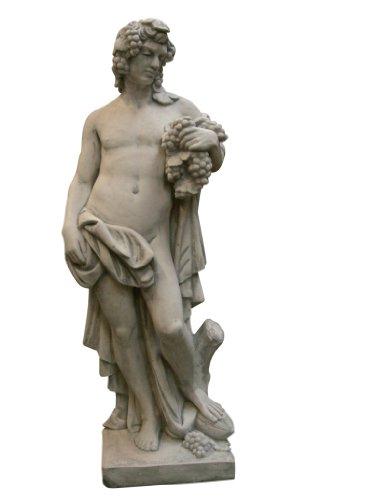 Bacchus, Skulptur aus Steinguss, Figur