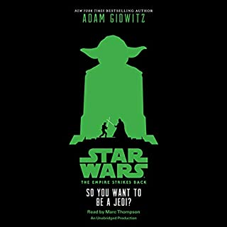 Star Wars: The Empire Strikes Back: So You Want to Be a Jedi? cover art