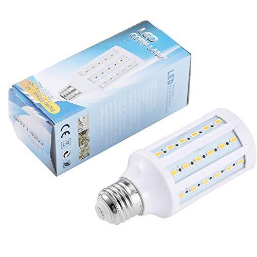Modische helle 3000K-3500K E27 Base Warmweiß Umweltschutz 360 Grad Energieeinsparung 90{57e1363530b91e52898dabc012ca2e97ddabd78ec1ab9567492aed62a7faf885} LED Maisbirne Lampe-Weiß & Gelb 15W