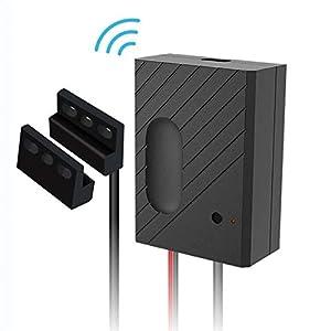 Controlador remoto de apertura de puerta de garaje WiFi inteligente Newgoal. Control de la aplicación Tuya Smart Life. Compatible con Alexa, Google Assistant e IFTTT. No se requiere concentrador