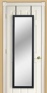 Mirrotek DM1448BLK Door Mirror, 14