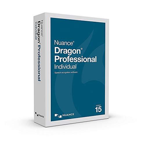 NUANCE Dragon Professional Individual - (v. 15) - Version boîte - 1 Utilisateur - Non-VAR - DVD - Win - Français K809F-X11-15.0