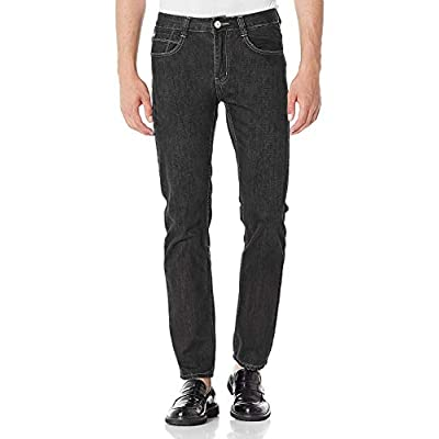 Straight Series Denim Men's Straight Leg Jeans