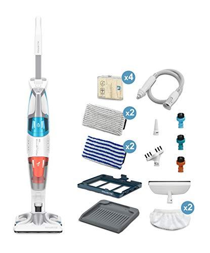 Rowenta Clean & Steam Multi, Nettoyeur Vapeur 2en 1,...