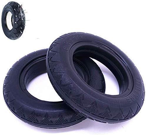 Neumáticos para patinetes eléctricos, 6X1 1-4 Neumáticos sólidos a Prueba de explosiones,...