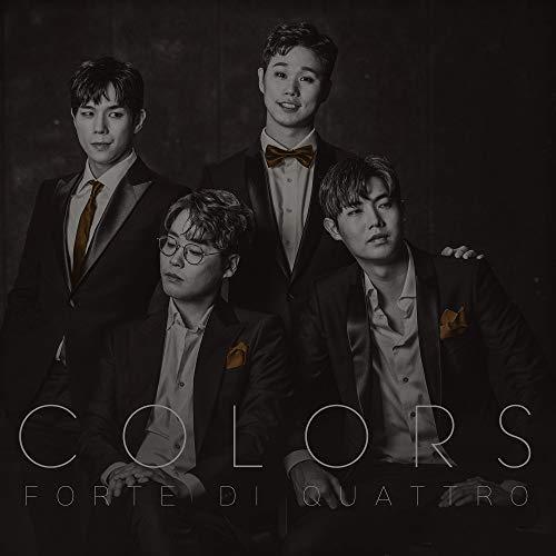 Universal Music Korea Vier Türen - Colors (2.5th Mini-Album) CD + Booklet