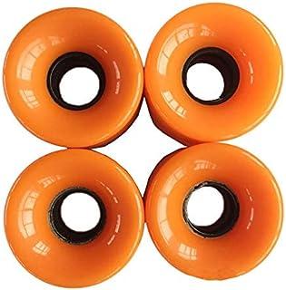 [RADISSY] スケボー スケートボード ソフトウィール 直径6cm×幅4.5cm 4個セット
