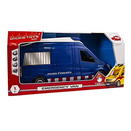DICKIE - Spielzeug Van