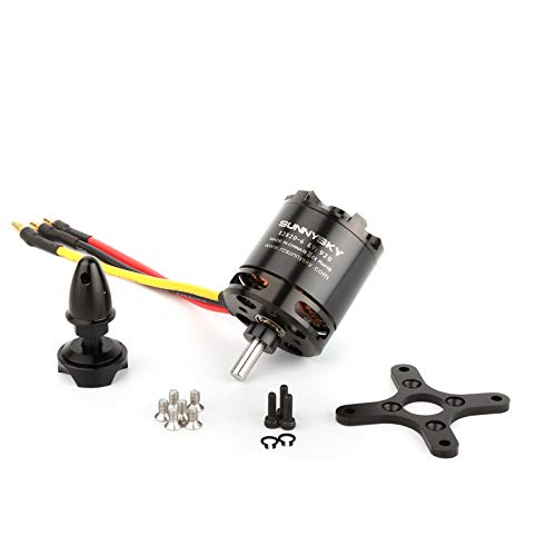 Parts & Accessories Sunnysky Second Generation X2820 800KV 920KV 1100KV Motor Fixed Wing Drone Mapping Aerial Power - (Color: X2820 920KV)