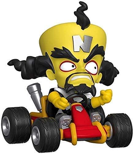 Funko Figurines en vinyle : Crash Bandicoot - CTR Crash Team Racing Nitro-Fueled Mystery Figure : Neo Cortex