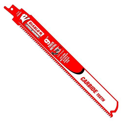 Freud Steel Demon Thick Metal Cutting Reciprocating Blades