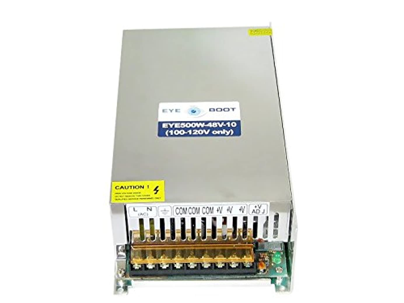 Eyeboot 48V 500W DC Universal Regulated Switching Power Supply AC to DC 10.4 amps pulcwq4785