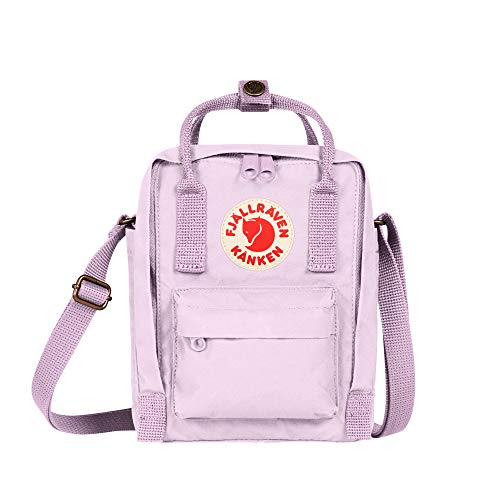 Fjallraven, Kanken Sling Crossbody Shoulder Bag for Everyday Use and Travel, Pastel Lavender