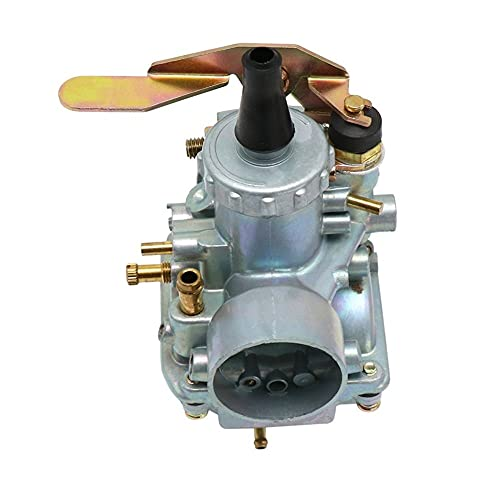 VM20 20mm carburador 100cc -130cc Dispositivo Motor para M&ikuni carburador Deslizante Redondo Motocicleta VM20 Pieza común Carburador