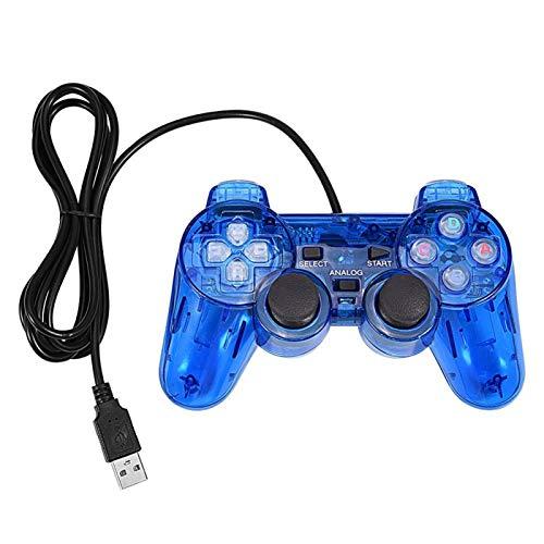 FOLOSAFENAR Consola de Juegos Gamepad de Gran Capacidad Mini Consola de Juegos Retro Compatible de Ancho, Compatible con Tarjeta TF con Gamepad Dual, Viene con 2(U.S. regulations)