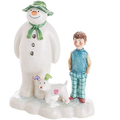 John Beswick The Snowman & The Snowdog The Three Friends
