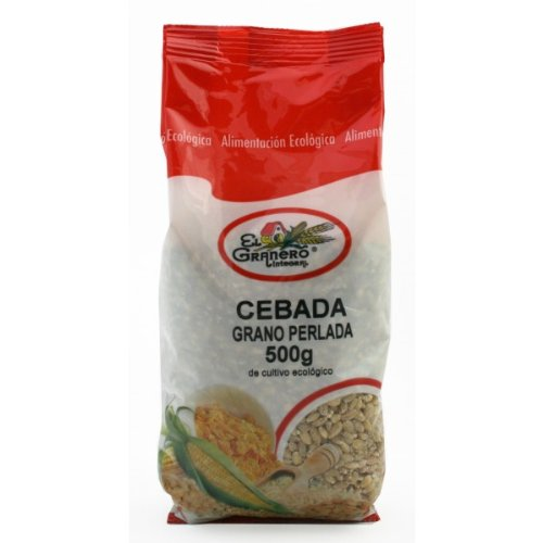 ijsalut - cebada grano perlada bio 500gr granero integral