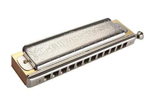 Hohner M27001X Super Chromonica 270 C-Dur Mundharmonika