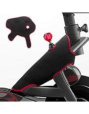 غطاء إطار منشفة العرق مخصص فاخر لدراجة بيلوتون ، إطار مخصص من بيلوتون ، إكسسوارات للدراجة بيلوتون - إطار سريع الجفاف