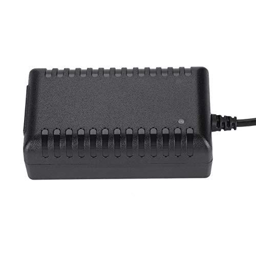 Cargador de fuente de alimentación Indicador LED Adaptador de corriente Durable, para faros, coches de juguete, coches(European standard 110-240V)