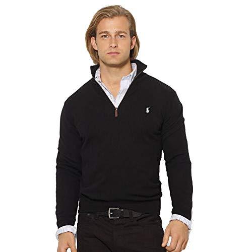 Ralph Lauren Jersey con Cuello Zip