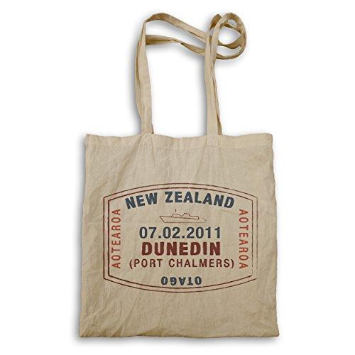 INNOGLEN Dunedin neuseeland stempel weinlese geschenk Tragetasche f252r