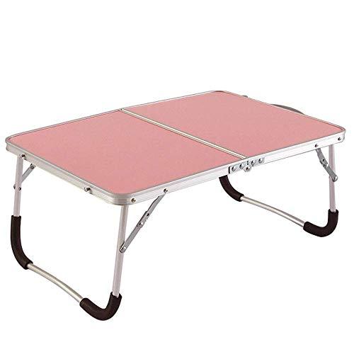 Mesa plegable para ordenador portátil, mesa de desayuno, bandeja de servir para cama de desayuno, mini mesa de picnic portátil