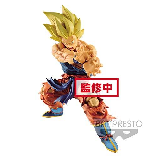 Dragon Ball Super Goku Dragon Ball Legends Collab Kamehameha Figura