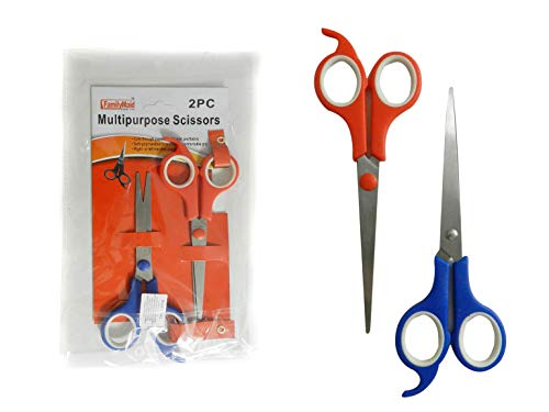%20 OFF! 2-Piece Multipurpose Scissors (Units per case: 24)