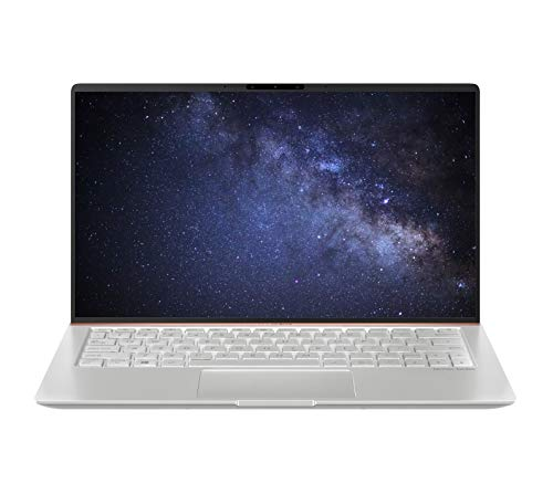 ASUS ZenBook 13 UX333FA-A4117T 13.3-inch FHD Thin and Light Laptop (8th Gen Intel Core i5-8265U/8GB RAM/512GB PCIe SSD/Windows 10/Integrated Graphics/1.19 Kg), Icicle Silver Metal