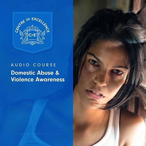 Domestic Abuse & Violence Awareness audiobook cover art