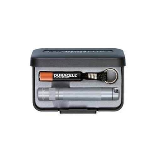 Mini lampe de poche Mag-Lite Solitaire K3A 8 cm - différents coloris