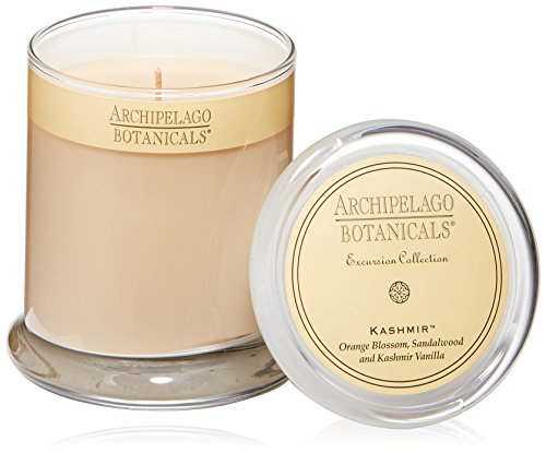 Archipelago Botanicals Kashmir Glass Jar Candle