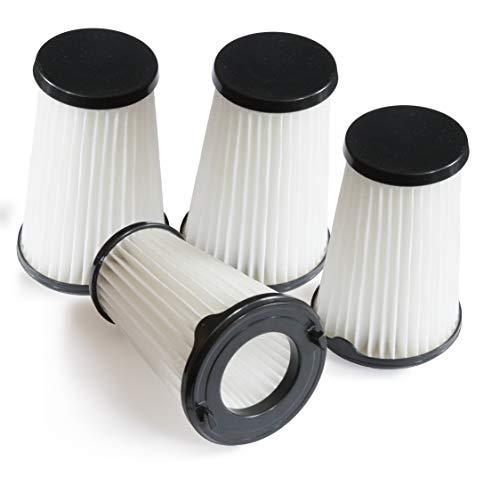 MI:KA:FI 4x Filter | für AEG CX7-2 Staubsauger | Modelle Ergorapido | wie AEF150