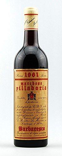 Wein 1961 Barbaresco Marchese Villadoria Riserva