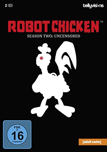 Robot Chicken - Season Two: Uncensored [2 DVDs] [Alemania]