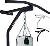RDX Gym Barre Traction Murale Multifonction Porte Fitness Training Musculation Exterieur