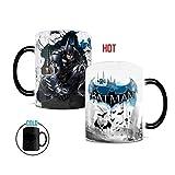 Réutilisable Tasse À Café Batman Couleur Changeante Tasse Créative En Céramique...