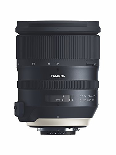 Tamron 24-70mm F/2.8 G2 Di VC USD G2 Zoom Lens for...