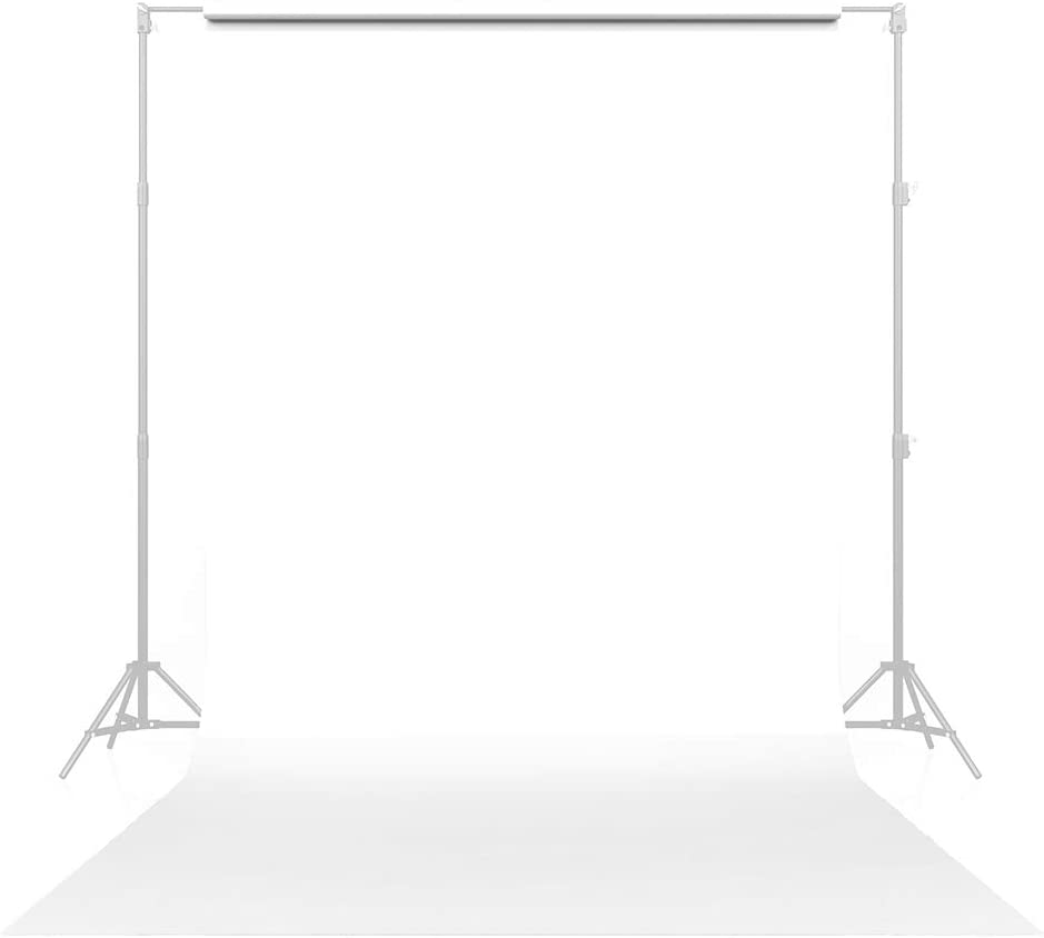 Savage Seamless Background Paper - #66 Pure White (53 in x 36 ft)
