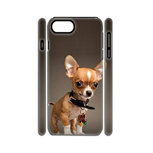 Design Chihuahua 2 Fashion Hard Plastics Phone Cases Compatible To iPhone 7 Plus 8 Plus For Men Choose Design 136-4