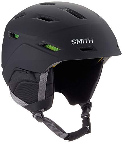 Smith Optics Mission MIPS Skihelm, heren, zwart, L (59-63)