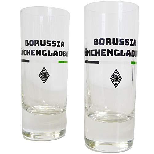 Borussia Mönchengladbach Schapsglas Classic 2-er Set VFL