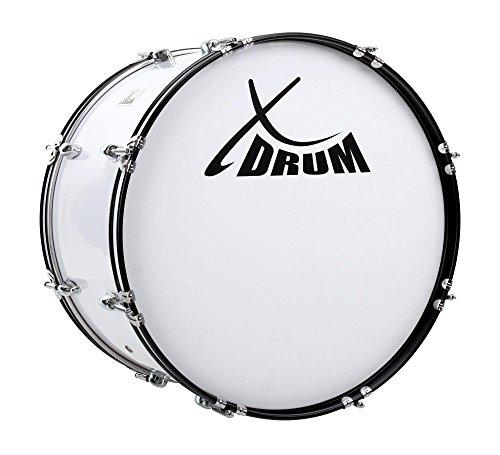 XDrum MBD-222 Marsch Bass Trommel, Fußball Pauke 22