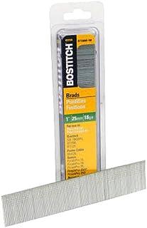 BOSTITCH 18 Gauge Brad Nails, 1-3/8-Inch, 1000 per Box (BT1335B-1M)