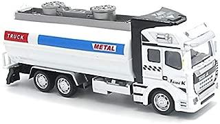 Tanker Truck Set   Die Cast Metal Tanker Truck That Measures 7 1/2 Inches.