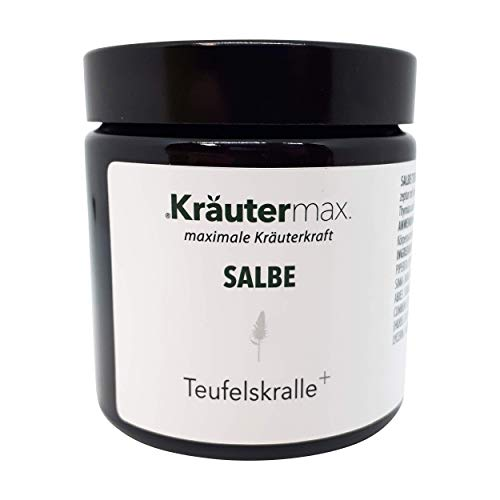 Kräutermax Teufelskralle Salbe Gel 1 x 100 ml Extrakt hochdosiert