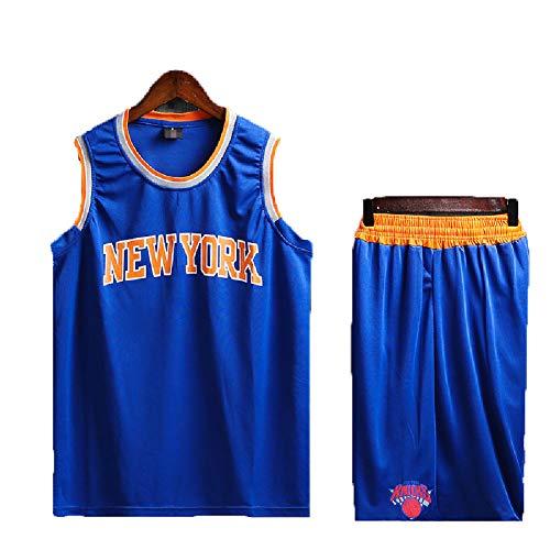 GBY - Basketball-Bekleidungssets für Herren in Color, Größe blue-XXXL